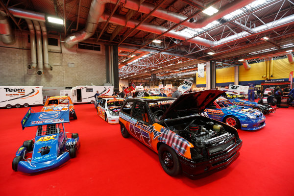 Autosport International Show NEC, Birmingham.  Sunday 12 January 2014. Festival hall. World Copyright:Alastair Staley/LAT Photographic ref: Digital Image _R6T5529