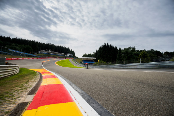 2017 GP3 Series Round 5.  Spa-Francorchamps, Spa, Belgium. Thursday 24 August 2017. A view of the track. Photo: Zak Mauger/GP3 Series Media Service. ref: Digital Image _54I9461