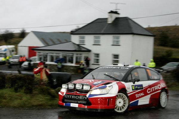 Round 1, Rally Ireland, 29th Jan - 1st Feb 2009, Sebastien Ogier, Citroen, Action, Worldwide Copyright: McKlein/LAT