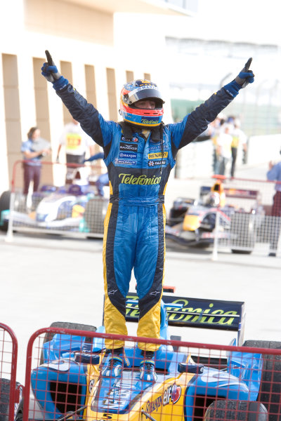 2005 Gulf Air Bahrain Grand Prix- Sunday Race
