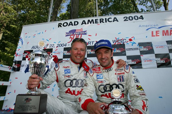 20 - 22 August 2004, Elkhart Lake, Wisconsin, USALehto and Werner ALMS P1 champs.Copyright 2004, Richard Dole, USALAT PHOTOGRAPHIC
