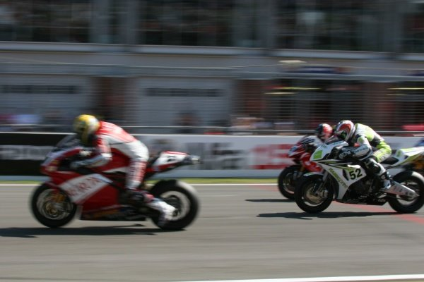2007 World Superbike Championship.