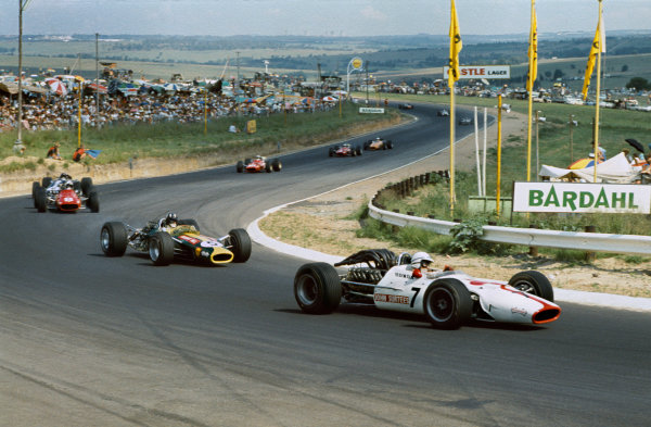 Kyalami, South Africa. 1 January 1968. Rd 1.