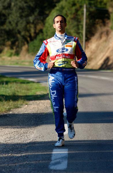 Round 12, Rally of France, Tour de Corse7th - 10th October 2008Khalid Al Qassimi, Ford portraitWorldwide Copyright: McKlein/LAT