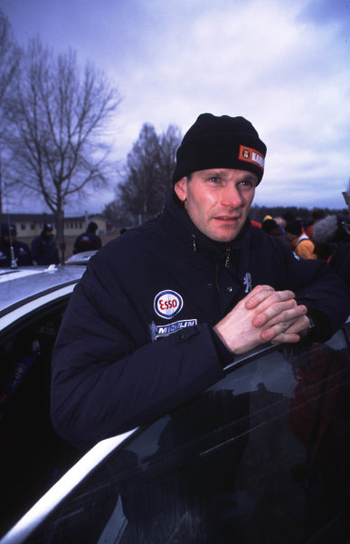 FIA World Rally ChampsMonte Carlo Rally10th-13th Febuary 2000.Marcus Gronholm (Peugeot).World - LAT Photographic