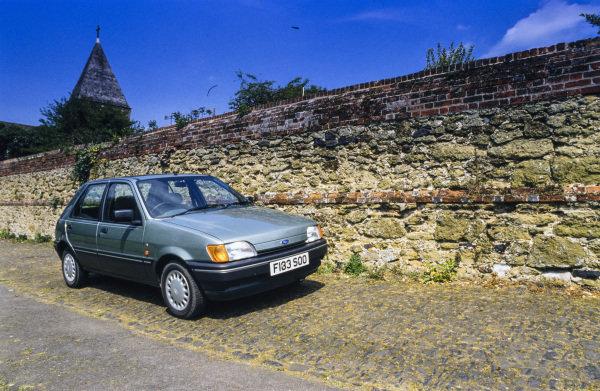 Ford Fiesta 1.4 Ghia.