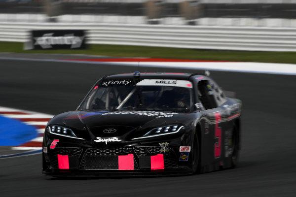 #5: Matt Mills, B.J. McLeod Motorsports, Toyota Supra Thompson Electric Inc