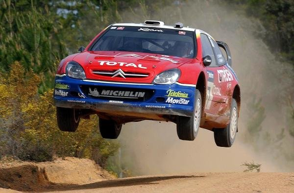 Colin McRae (GBR) / Derek Ringer (GBR) Citroen Xsara WRC finished 4th.