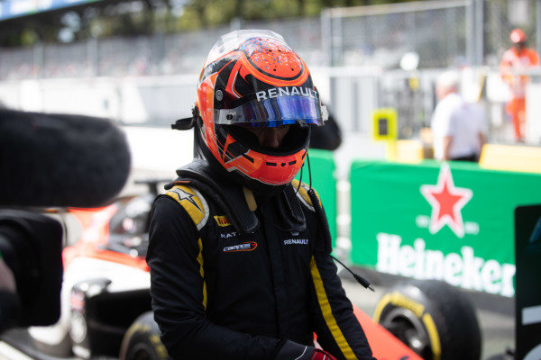 AUTODROMO NAZIONALE MONZA, ITALY - SEPTEMBER 08: Jack Aitken (GBR, CAMPOS RACING) j during the Monza at Autodromo Nazionale Monza on September 08, 2019 in Autodromo Nazionale Monza, Italy. (Photo by Joe Portlock / LAT Images / FIA F2 Championship)