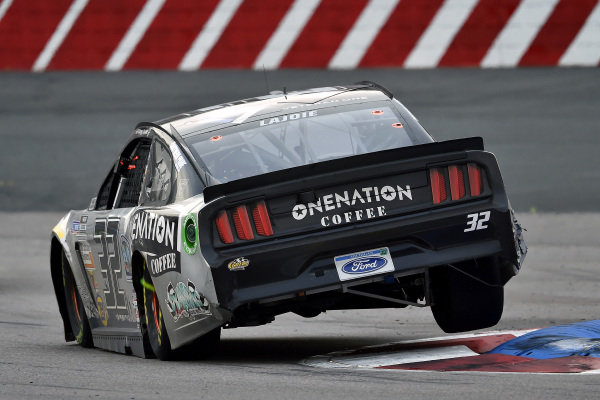 #32: Corey LaJoie, Go FAS Racing, Ford Mustang OneNation Coffee