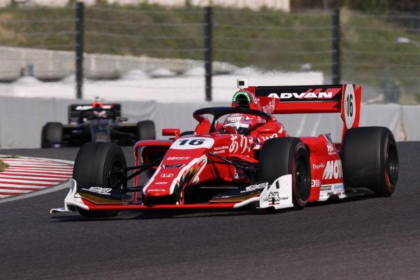 Winner Tomoki Nojiri, Team Mugen, Dallara SF19 Honda