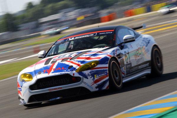 #61 Academy Motorsport powered by Webheads: JM Littman, Rik Breukers