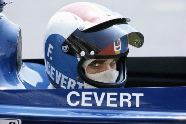 Francois Cevert, Tyrrell 006-Ford
