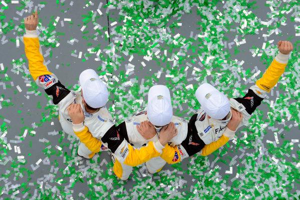 28-31 January, 2016, Daytona Beach, Florida USA Podium: 4, Chevrolet, Corvette C7, GTLM, Oliver Gavin, Tommy Milner, Marcel Fassler ?2016, F. Peirce Williams LAT Photo USA