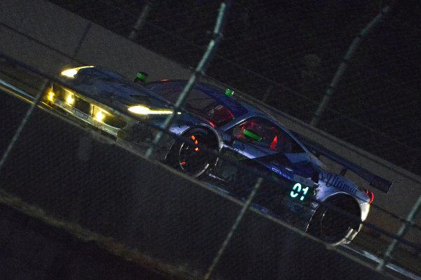 17-20 October, 2012, Braselton, Georgia USA.#01  Extreme Speed Motorsports.(c)2012 Dan R. Boyd, LAT Photo USA