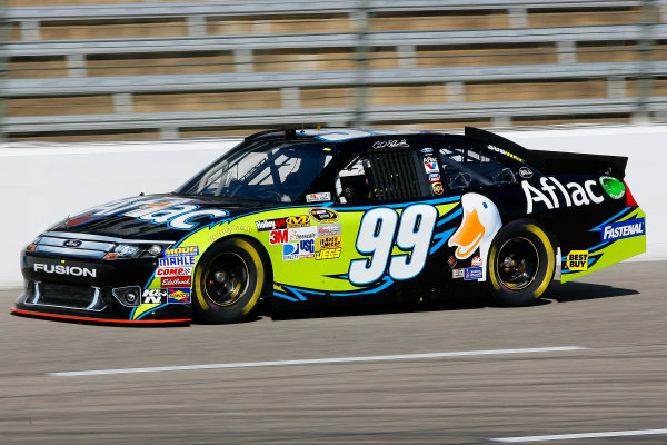 2-4 November, 2012, Fort Worth, Texas USA Carl Edwards.(c)2012, LAT South LAT Photo USA .