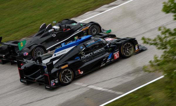 IMSA WeatherTech SportsCar Championship Continental Tire Road Race Showcase Road America, Elkhart Lake, WI USA Friday 4 August 2017 10, Cadillac DPi, P, Ricky Taylor, Jordan Taylor World Copyright: Peter Burke LAT Images