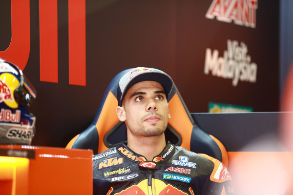 2017 Moto2 Championship - Round 7 Circuit de Catalunya, Barcelona, Spain Friday 9 June 2017 Miguel Oliveira, Red Bull KTM Ajo World Copyright: Gold & Goose Photography/LAT Images ref: Digital Image 675755