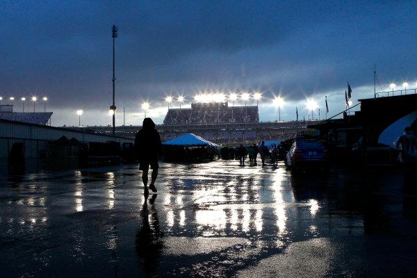 28-29 June, 2013, Sparta, Kentucky USA Rain postpones race at Kentucky © 2013, Russell LaBounty LAT Photo USA .