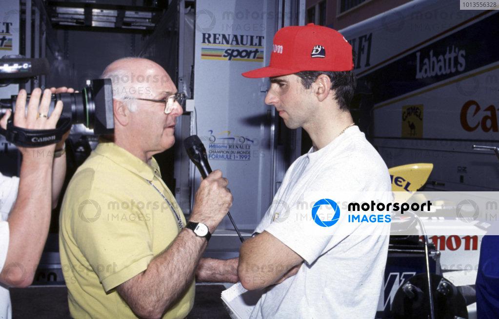 1993 Monaco Grand Prix.