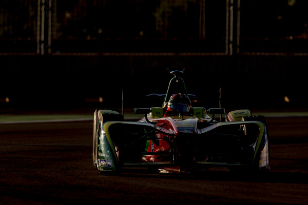 2016/2017 FIA Formula E Championship. Marrakesh ePrix, Circuit International Automobile Moulay El Hassan, Marrakesh, Morocco. Saturday 12 November 2016. Daniel Abt (GER), ABT Schaeffler Audi Sport, Spark-Abt Sportsline, ABT Schaeffler FE02.  Photo: Zak Mauger/LAT/Formula E ref: Digital Image _L0U6301