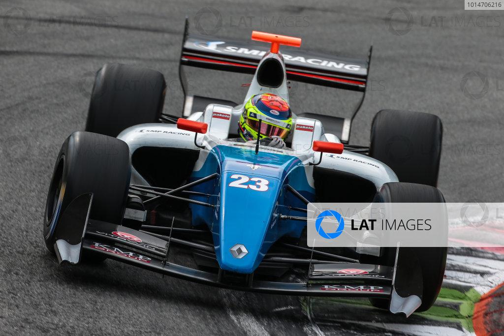 MONZA (ITA) Sept 30-Okt 2-2016 - International GT Open, Euro Formula Open and Formula V8 series 2016 at Autodromo di Monza. xxx
