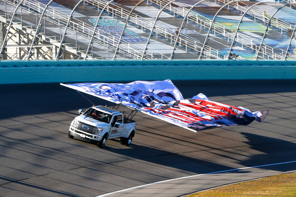 18-20 November, 2016, Homestead, Florida USA Ford salute to Tony Stewart ?2016, Russell LaBounty LAT Photo USA