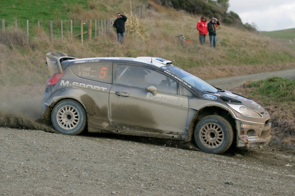 Round 7, Rally New Zealand, 21st-24th June 2012