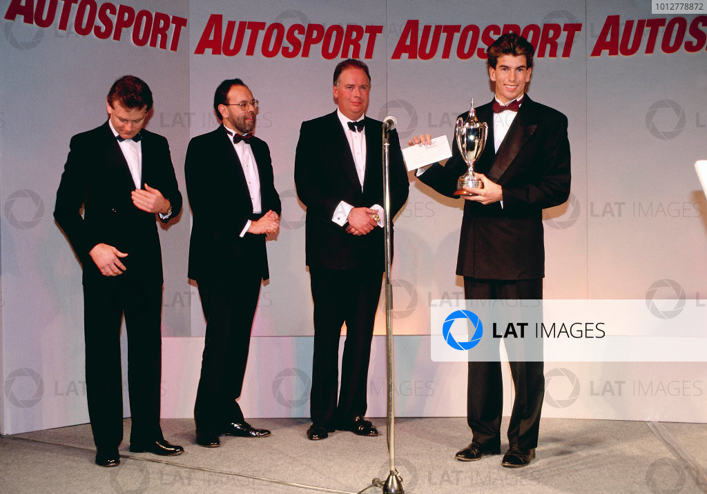 1993 Autosport Awards.