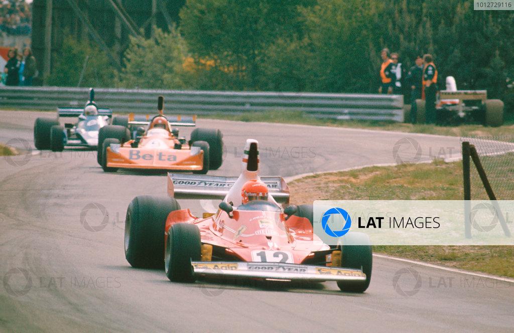 1975 Belgian Grand Prix.