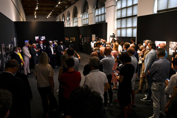 Motorsport Images Exhibition at Villa Reale di Monza