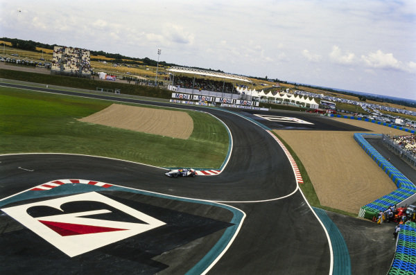 Ralf Schumacher, Williams FW25 BMW.