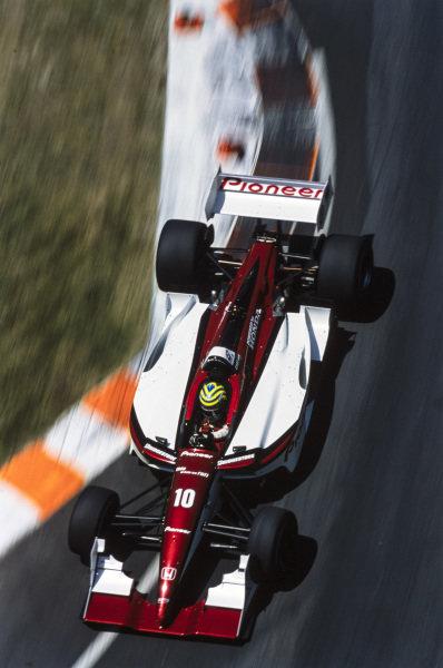 Tony Kanaan, Mo Nunn Racing, Lola B02/00 Honda.