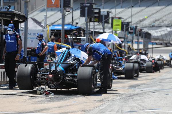 Felix Rosenqvist, Chip Ganassi Racing Honda, Copyright: Chris Owens - IMS Photo.