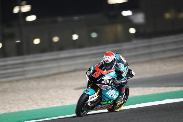 Yari Montella, Moto2, Qatar MotoGP, 26 March 2021