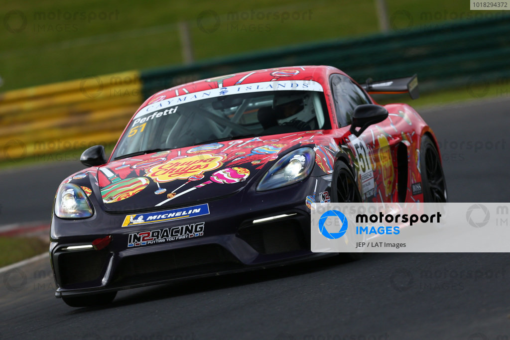 Ambrogio Prefetti - In2 Racing Caymen GT4