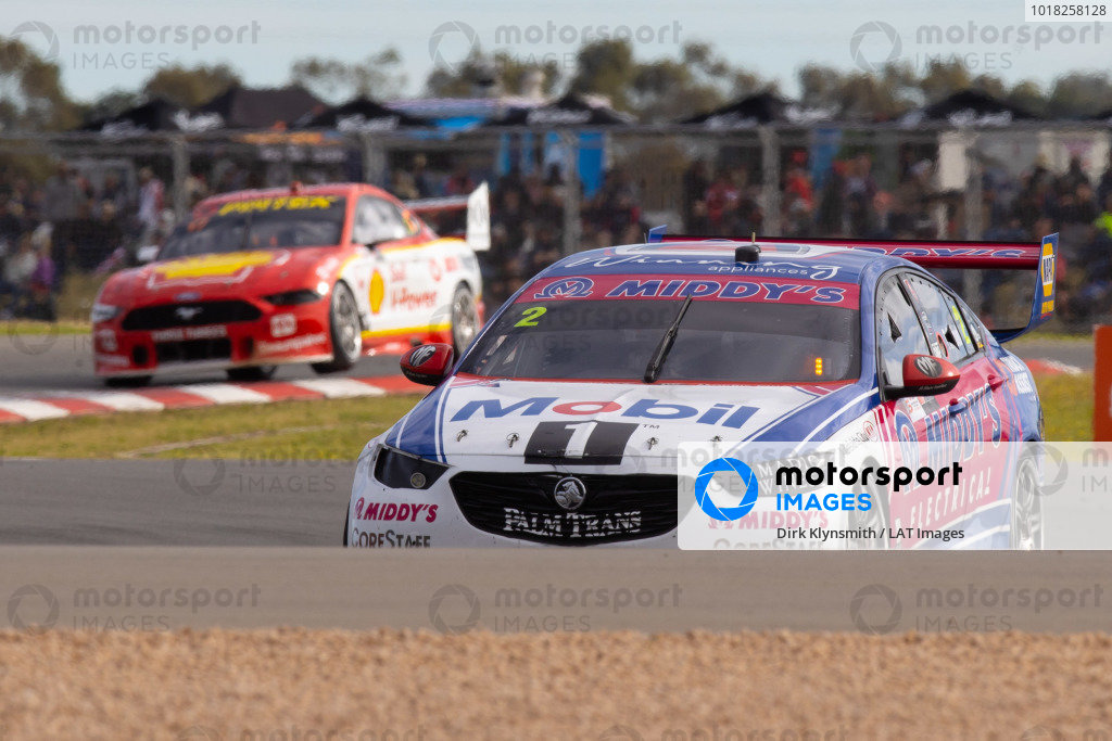 Bryce Fullwood, Brad Jones Racing Holden