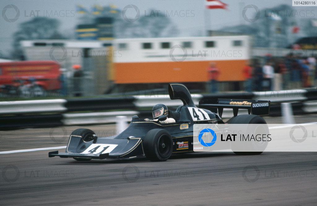 1976 Non Championship Races