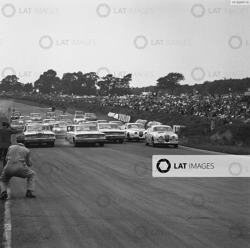 1963 British Saloon Car Championship.