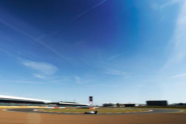 Silverstone Circuit, Northamptonshire, England. Friday 3 July 2015. Felipe Massa, Williams FW37 Mercedes. World Copyright: Andrew Ferraro/LAT Photographic ref: Digital Image _FER0232