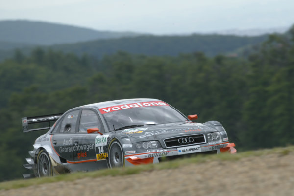 2005 DTM (German Touring Car) ChampionshipBrno, Czech Republic 4-5th June 2005 Christian Abt (Joest Racing Audi A4) World Copyright: Andrew Ferraro/LAT Photographic Ref: Digital Image Only.