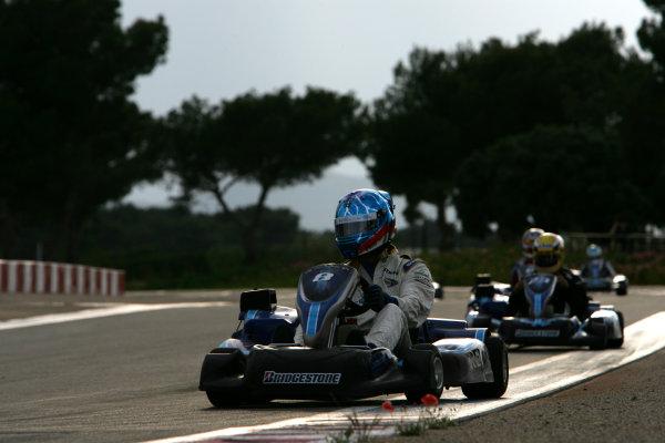 2005 GP2 Karting Challenge13th June 2005Circuit Paul Ricard, FranceWorld Copyright: GP2 SeriesDigital Image Only