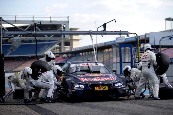 2017 DTM Testing & Media Day Hockenheim, Germany. Thursday 6 April 2017. Marco Wittmann, BMW Team RMG, BMW M4 DTM. World Copyright: Alexander Trienitz/LAT Images ref: Digital Image 2017-DTM-MD-HH-AT1-0880