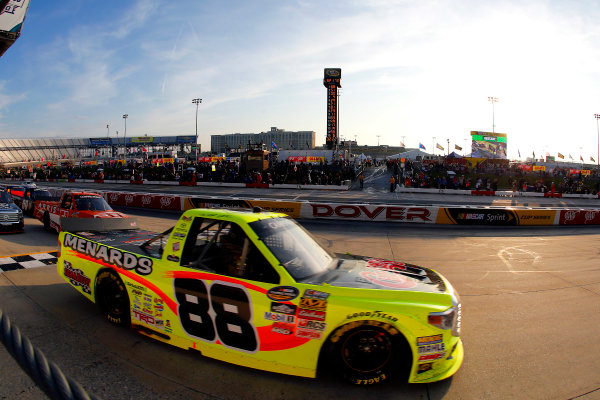 12-13 May, 2016, Dover, Delaware USA Matt Crafton ?2016, Russell LaBounty LAT Photo USA