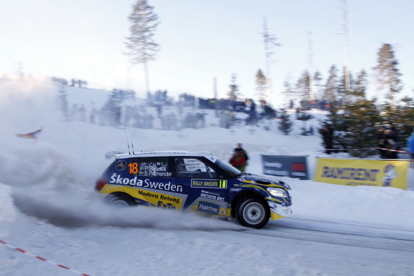 Round 01-Rally Sweden. 10th-13th February 2011.Patrik Sandell, Ford S2000, Action.Worldwide Copyright: McKlein/LAT