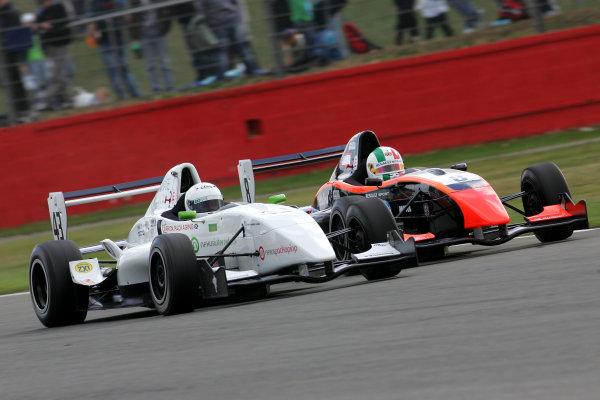 Silverstone, Northamptonshire. 14th - 16th October 2011.David Wagner (GBR) MGR Motorsport Formula Renault.World Copyright: Ebrey/LAT Photographic.