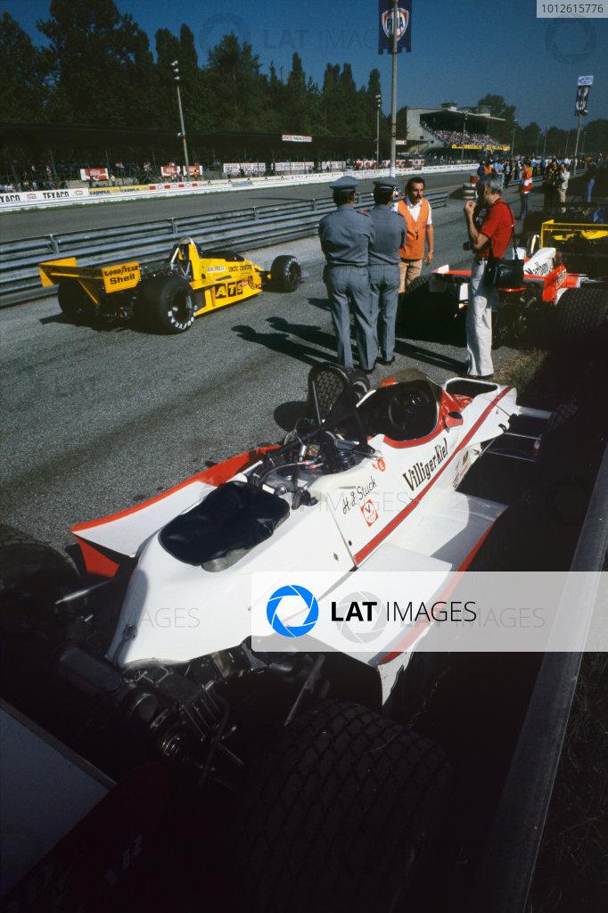 1978 Italian Grand Prix.