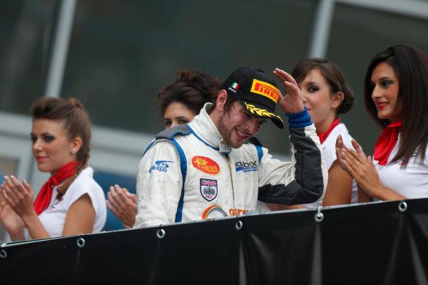 2013 GP3 Series. Round 7.  Autodromo di Monza, Monza, Italy. 8th September.  Sunday Race. Lewis Williamson (GBR, Bamboo Engineering) World Copyright: Andrew Ferraro/GP3 Media Service. ref: Digital Image _79P2803.JPG