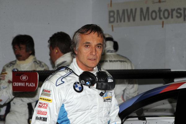 5th - 12th June 2011. Charlie Lamm, Team Principal, BMW Motorsport. Portrait. World Copyright: Jeff Bloxham/LAT PhotographicDigital Image ref: DSC_2732