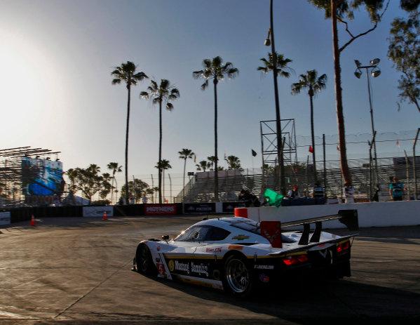 17-18 April, 2015, Long Beach, California USA 5, Chevrolet, Corvette DP, P, Joao Barbosa, Christian Fittipaldi ?2015, Phillip Abbott LAT Photo USA